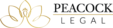 Peacock Legal Logo